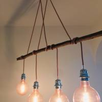 How to make it - Our Driftwood Pendant Light Set