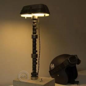 Dietmar Fuhrmann: Upcycling Lamp