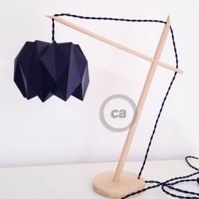 Pascal Cuello: Origami Lamp