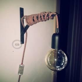 Daniele Bianconi: Handmade Bracket for Lighting