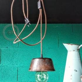 Cécile Missol: Vintage Lamp