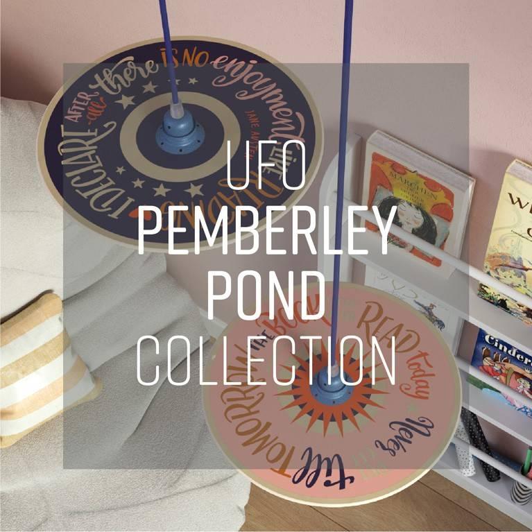 Pemberley Pond Mobile