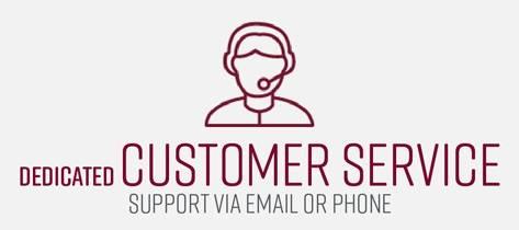 Dedicated Customer Service